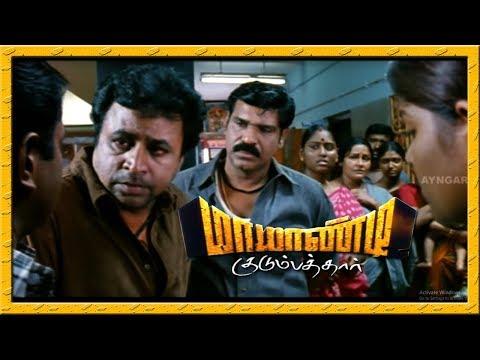 Mayandi Kudumbathar Tamil Movie   Seeman Disscuss With Ponvannan For Helping Tarun Gopi