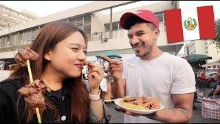 probando-comida-callejera-en-peru-ft-jeks-coreana