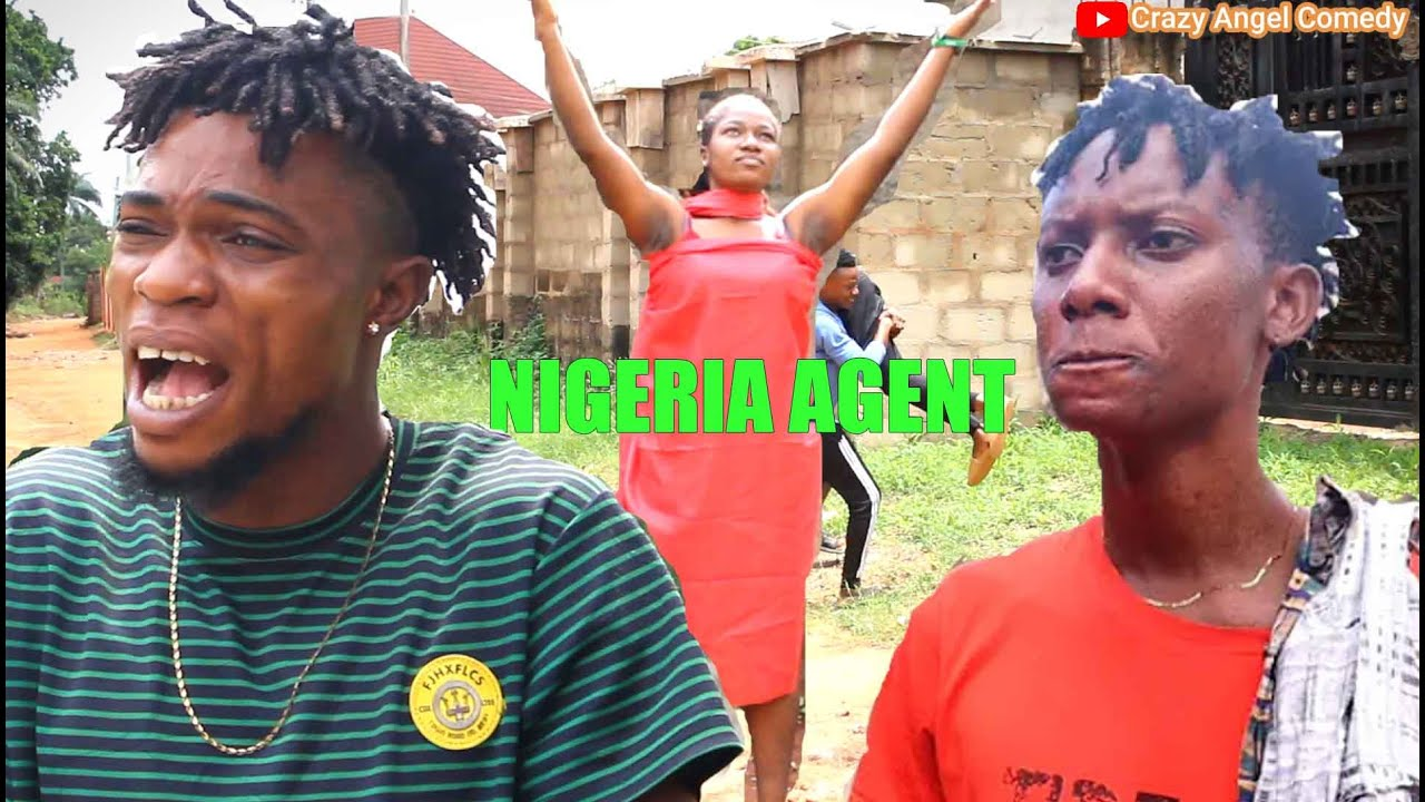 Download HOW WE SUFFER FROM  NIGERIA HOUSE AGENT    REAL HOUSE OF COMEDY. Ft CRAZY ANGEL COMEDY . 2021 COMEDY