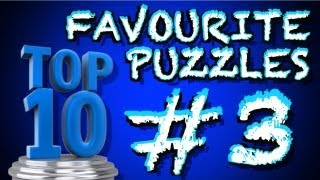 Updated Top 10 Favourite Cubes
