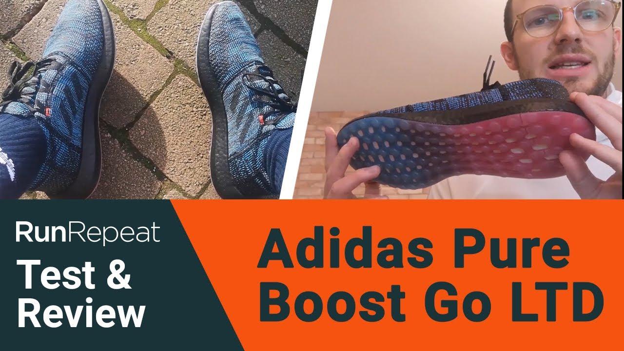 Adidas Pure Boost Go LTD test \u0026 review