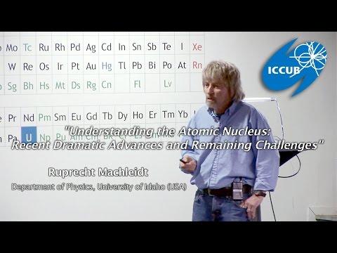 """""""Understanding the Atomic Nucleus"""" by Ruprecht Machleidt"""