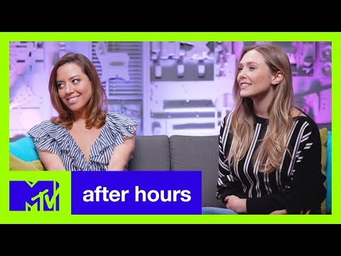 Aubrey Plaza & Elizabeth Olsen of 'Ingrid Goes West' Get Trapped  After Hours  MTV