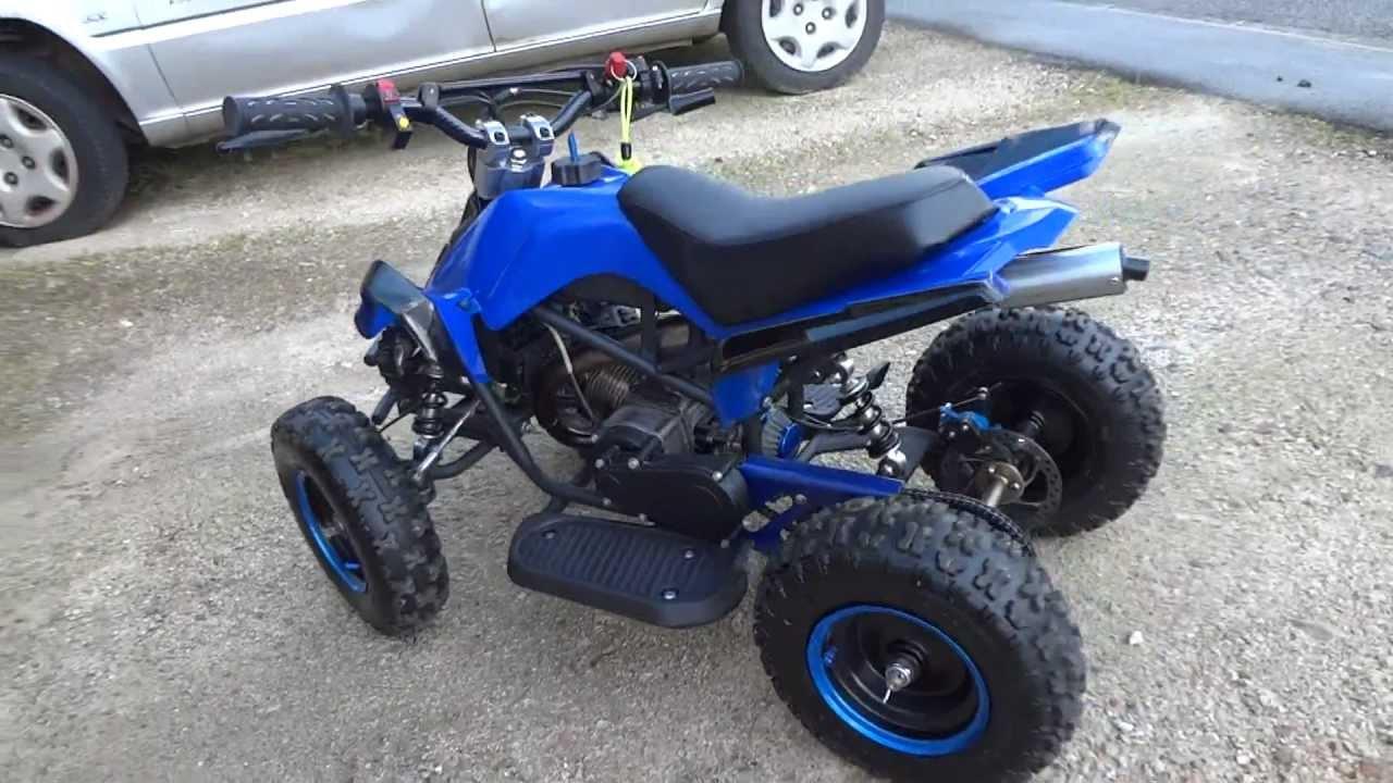 tuning moto quad