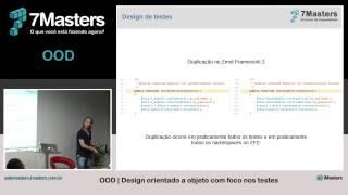 7Masters OOD | Design orientado a objeto com foco nos testes, por João Batista Neto