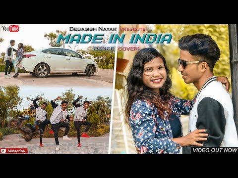 Guru Randhawa: MADE IN INDIA | Dance Video| DirectorGifty | Elnaaz Norouzi | Vee