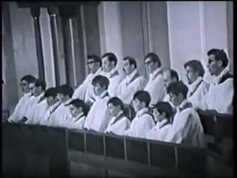 Il est né le divin enfant (arr. John Rutter) - Guildford Cathedral Choir (Barry Rose)