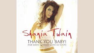 Shania Twain - Thank You Baby! (Red Radio Edit)