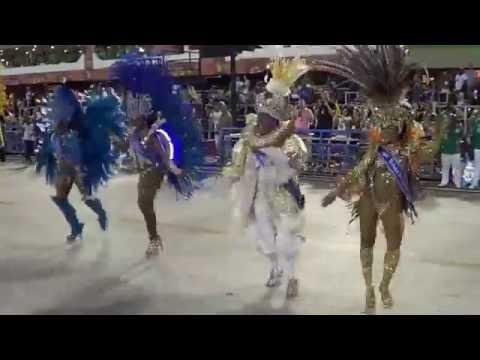 Carnaval in Rio de Janeiro Brazil, 2015