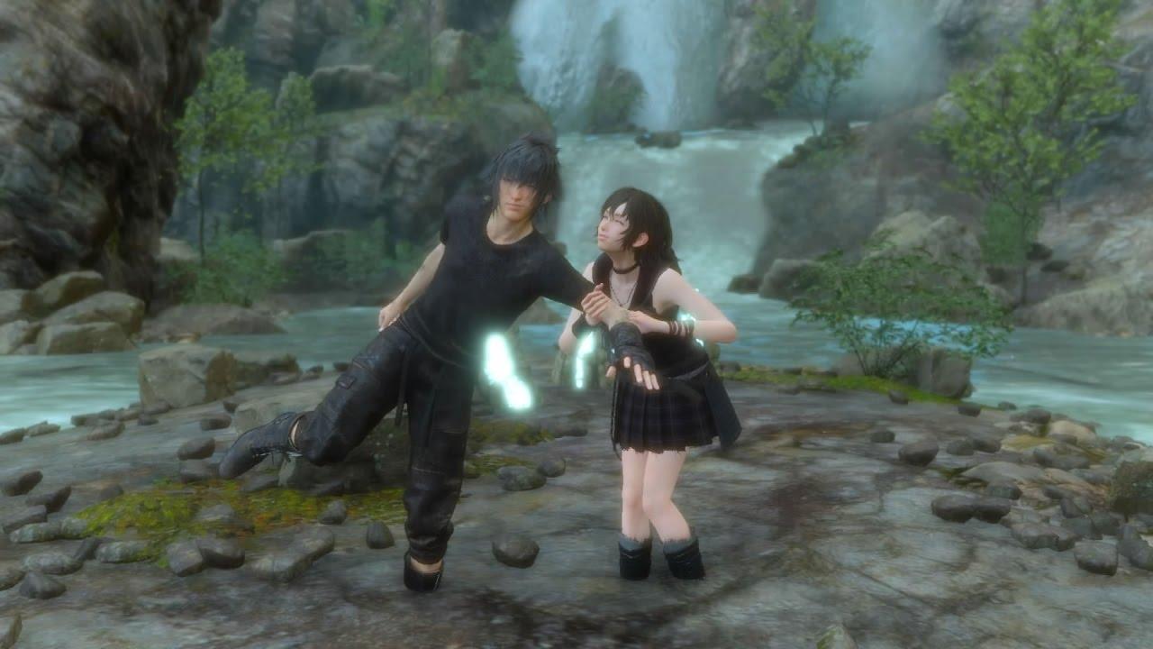 Final Fantasy XV [German] #15 Ein Date mit Iris [HD+][LET