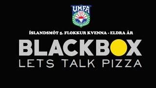 Blackbox mótið handbolta.