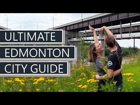 Where to Stay and What to Do in Edmonton, Alberta   Edmonton Travel Guide