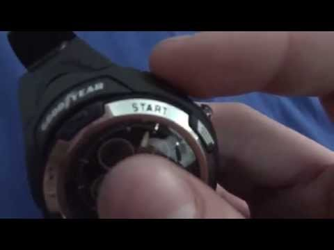 Unboxing good year streat watch