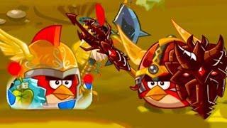 Мультик Игра Энгри Бердс ЭПИК #31 Прохождение игры Angry Birds Злых Птичек #КРУТИЛКИНЫ