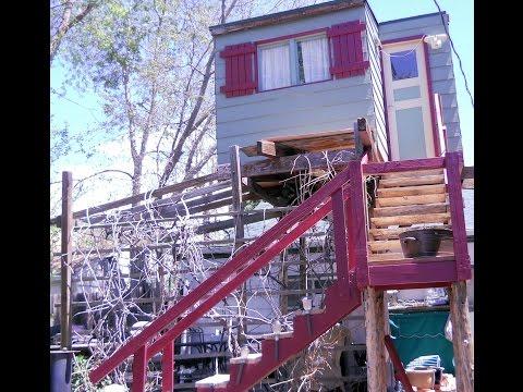 Tree House Studio Done