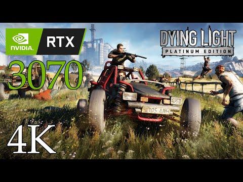 Dying Light: Platinum Edition on RTX 3070 | Ultra | 4K |
