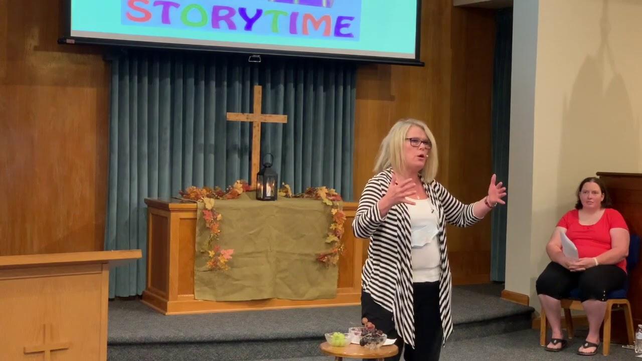 Sunday Message - September 13