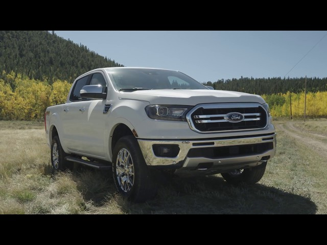 The Brand-New 2019 Ford Ranger