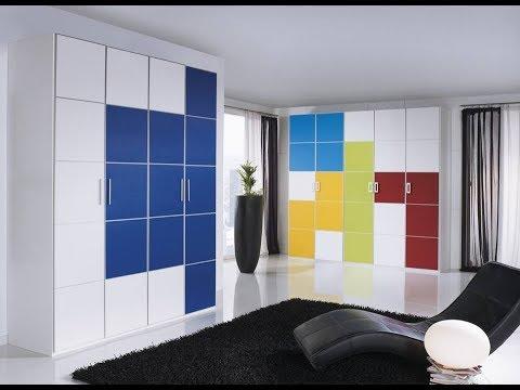 Modern Bedroom Cupboard And Wardrobe Design Ideas 2018