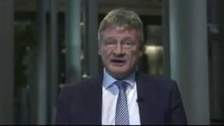 Jörg Meuthen über das Ende von Deutschland 2025.