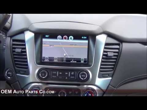 2015-2019 Tahoe Suburban Yukon IO6 Factory GPS Navigation Upgrade! Plug & Play! Easy Installation!