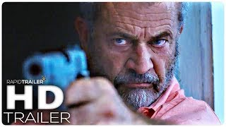 FORCE OF NATURE Official Trailer (2020) Mel Gibson, Kate Bosworth Movie HD