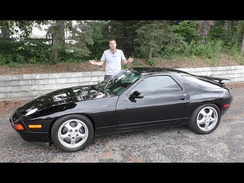 Here's What a $180,000 Porsche Was Like In 1994