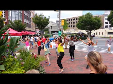 FLASH MOB - Bollywood Style - Bethesda, MD