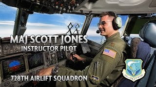 Major Scott Jones