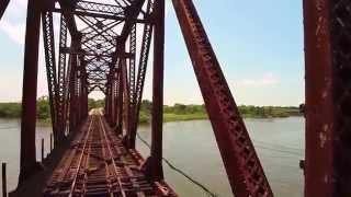 APNOLA Chef Menteur Pass Train Bridge