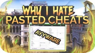 What I think about Pasted Cheats