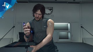 #PlayStation Guide: Death Stranding - Connection and Death  PS4