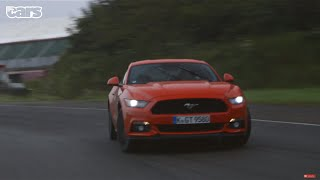 2015 Ford Mustang GT - Chris Harris on Cars