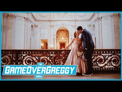 Greg Miller Got Married - The GameOverGreggy Show Ep. 179