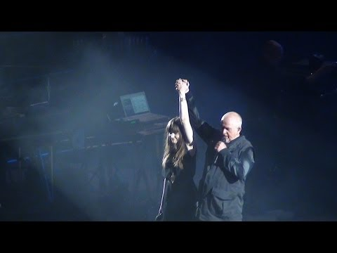 Peter Gabriel - Don't give up, live Stockholm Sweden 2014