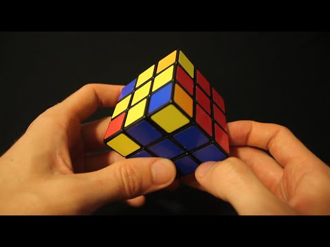 HOW TO SOLVE A RUBIK'S CUBE (Layer 3)