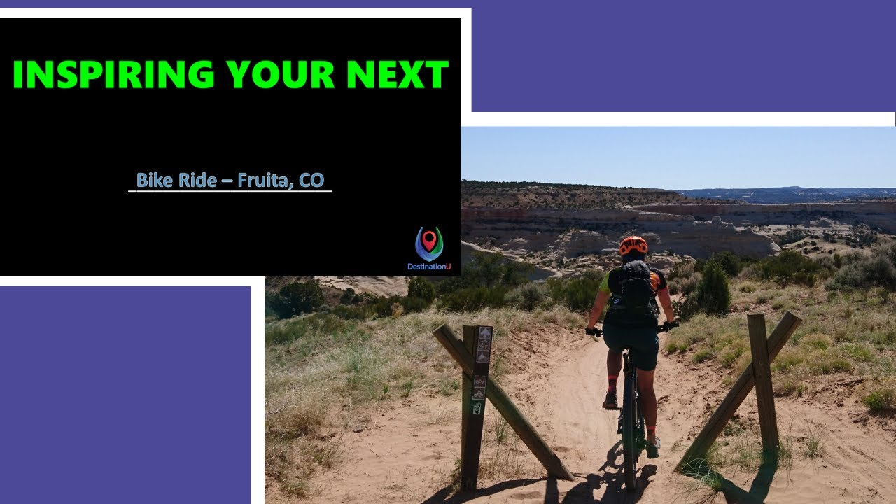 Inspiring Your Next Bike Ride on a Trail