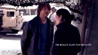 """Kensi and Deeks - """"My partner is the person I care about most on this planet""""   5x19"""