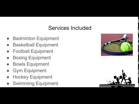 Gym And Sports Equipment Shop Bristol
