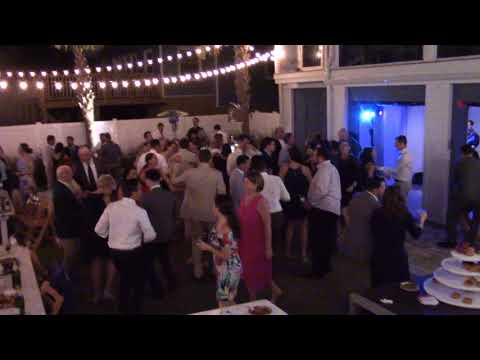 PLAY THAT FUNKY MUSIC- WEDDING  BAND  FOLLY BEACH OCTOBER 20 2017