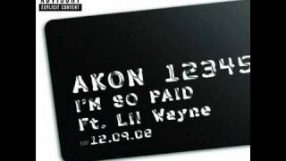 Akon- Im So Paid [Acapella]
