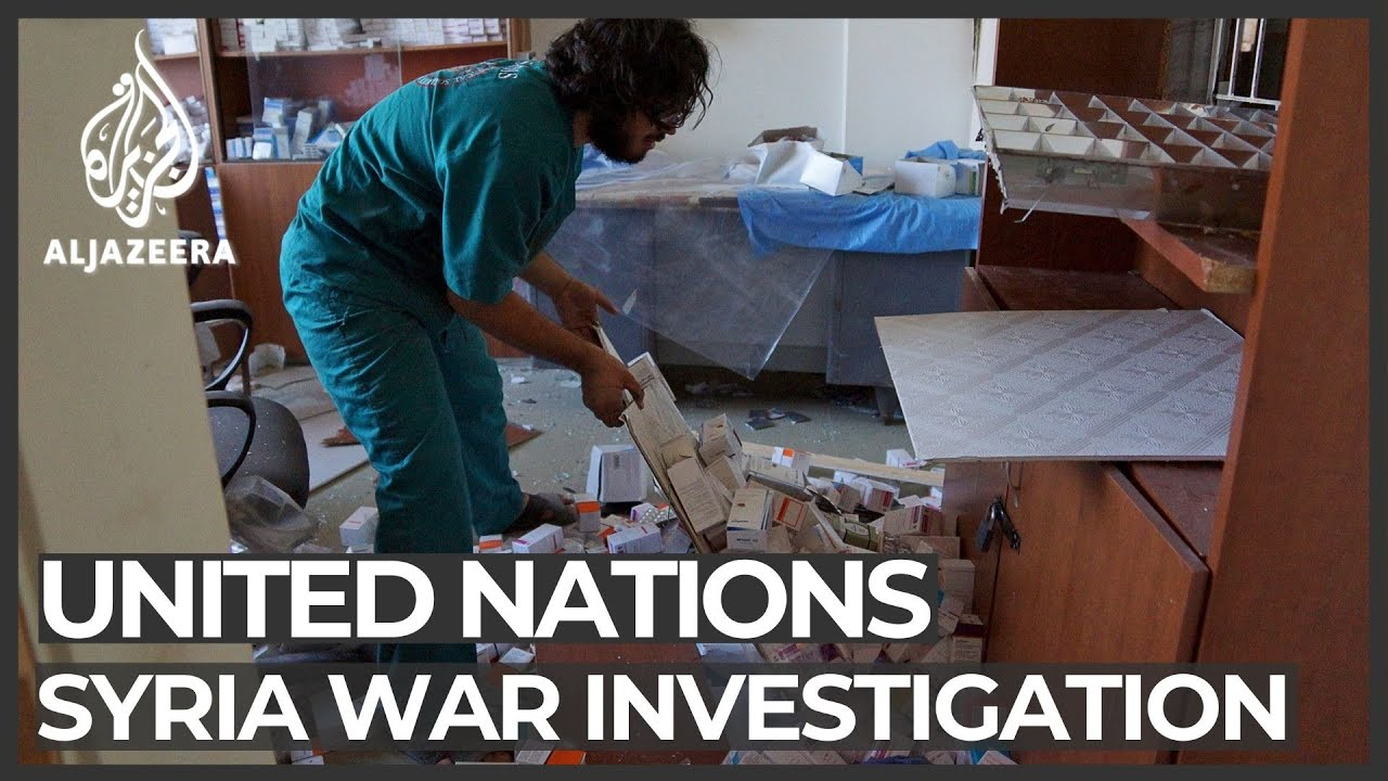 UN: 'Highly probable' Syria gov't and allies attacked hospitals