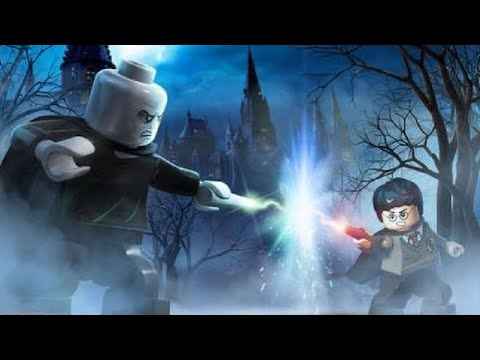 Harry Potter vs. Lord Voldemort - All LEGO Harry Potter Lord Voldemort Boss Fights