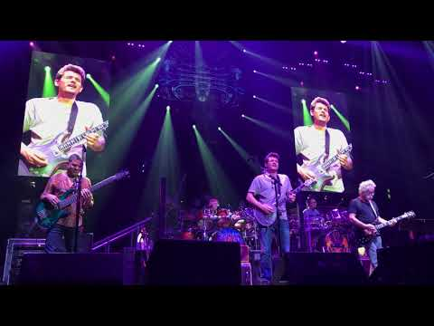 Dead and Company:  TD Garden Boston MA Set 2 partial