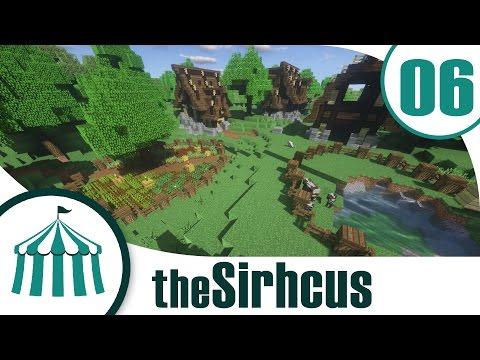 "The Sirhcus | Ep. 6 | ""First Farms"" | Vanilla Minecraft"