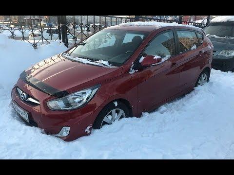 Hyundai Solaris Под Ключ Почему не так просто Найти в Москве