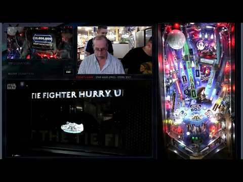 NEW STAR WARS #PINBALL from STERN HQ! 07/05/17
