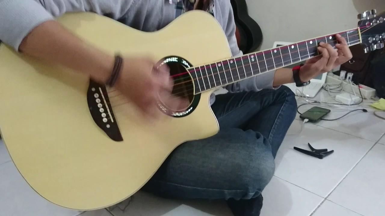 Jual Gitar Akustik Model Yamaha Apx500 450rb An By Bakoel Gitar