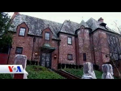 Obama Ailesi Yeni Evlerine Taşınıyor