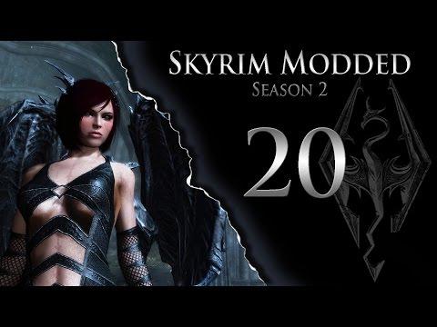 Skyrim Modded S02 Ep20 Did I say No?
